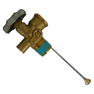 POL Cylinder valve - Low Profile