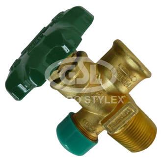 45kg Vapour cylinder valve POL