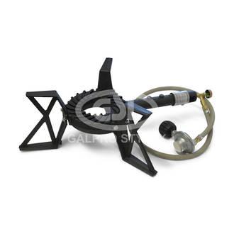 7kw Cast Iron Ring Burner Kit