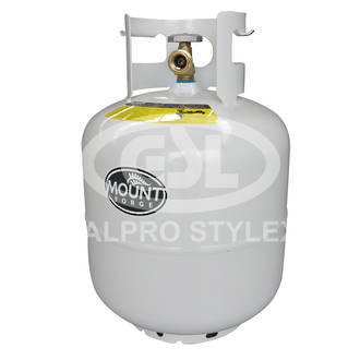 QCC LPG Gas Cylinder 9kg