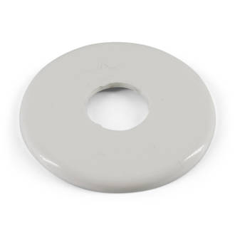 Plastic White Wall Flange