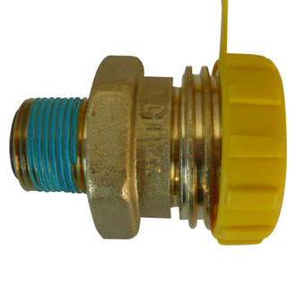 Forklift Acme Filler Valve with Cap