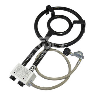 9.5kw 350mm LPG Ring Burner