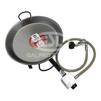 7kw 310mm LPG Ring Burner and Pan