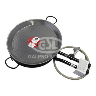 11.7kw 410mm LPG Ring Burner and Pan