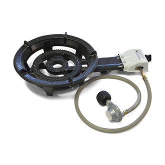 9kw Cast Iron Ring Burner Kit