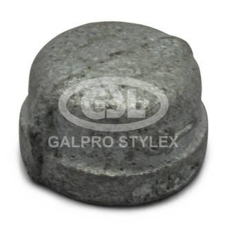 Galvanised Cap