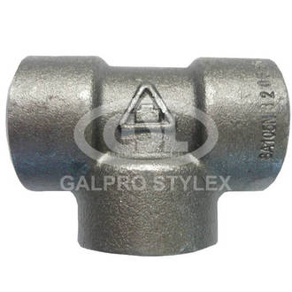 """1/2"""" M/F Tee for Manifold (BS)"""