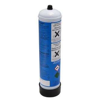 Disposable CO2 Cylinder - Food Grade