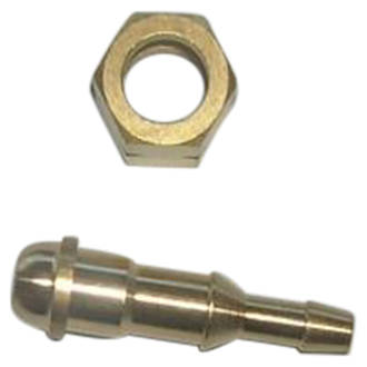 "6mm & 10mm x 3/8"" L/H Swivel"