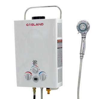 Portable Outdoor Gas Hot Water Heater
