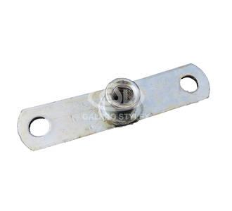 10mm Muncing Ring Base Zinc