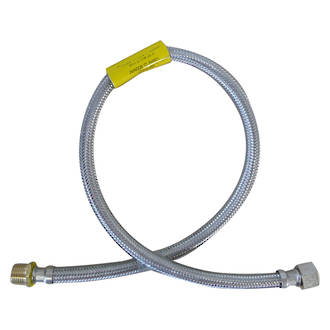 "1/2"" BSPT M/F Flare Hose"