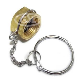 CGA 555 Cap with chain