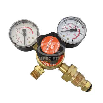 Two Gauge High Pressure POL Regulator