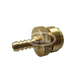 CGA600 F Adaptor x 8mm Hosetail