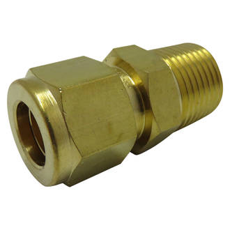 BSPT Male Connector