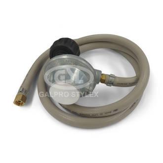 "3kg QCC 1.5mtr 1/4"" LPG Kit"