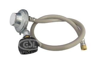 """2kg QCC 600mm 1/4"""" LPG Kit"""