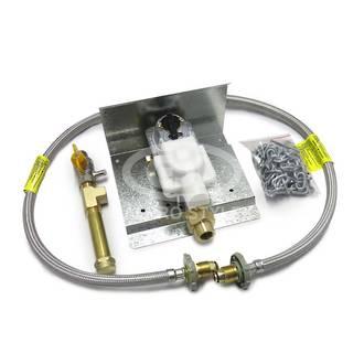 Galpro8 - 8kg Auto Change LPG Regulator Kit with Test Point