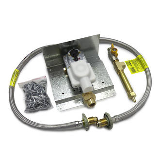 Galpro8 - 8kg Auto Change LPG Regulator Kit