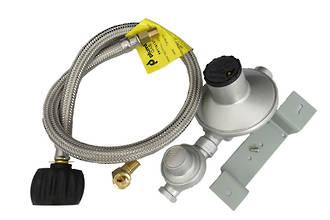 "6kg 2nd Stage 760mm 1/4"" LPG Regulator Kit"