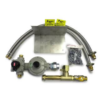 12kg Auto change LPG Regulator Kit