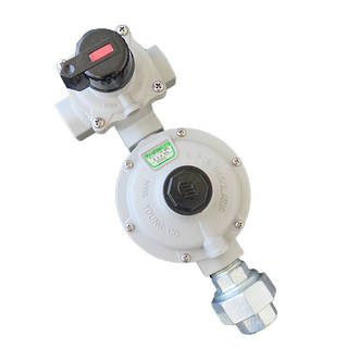 12kg Auto Change LPG Regulator