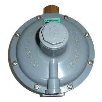 35kg 2nd Stage LPG Regulator (No Fittings)
