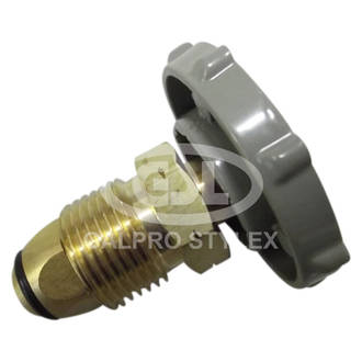 """POL to 1/4"""" Male BSP with Handwheel Kit"""