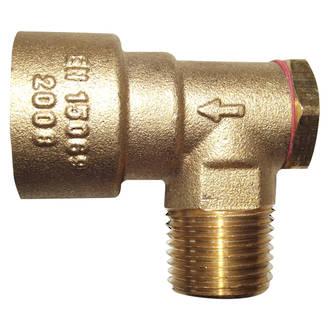 "Brass Bayonet Angeled Socket x 1/2"" Male"