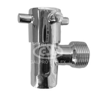 Cistern Stop Capstan Mini 1/4 Turn C/Disc