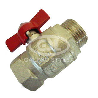Tee Handle Ball Valve Male/Female