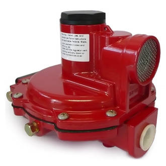 20kg Fisher 1st stage LPG regulator