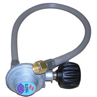 """2kg QCC 600mm 3/8"""" LPG Kit"""