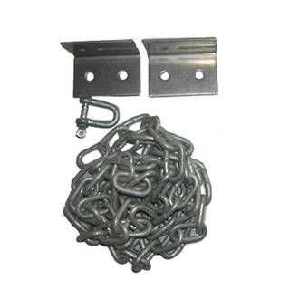 Chain, clips and shackle kit