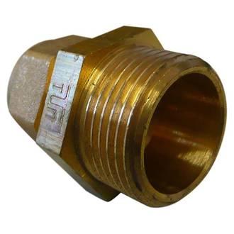 Male Connector Copper