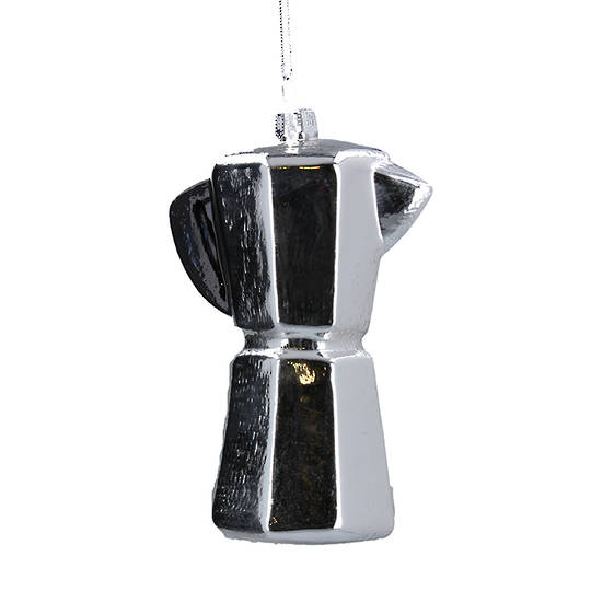 Glass Coffee Pot 10cm