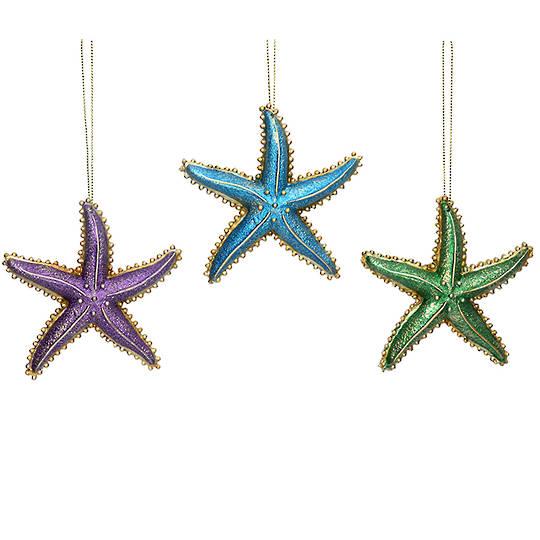 Resin Atlantis Starfish 8cm