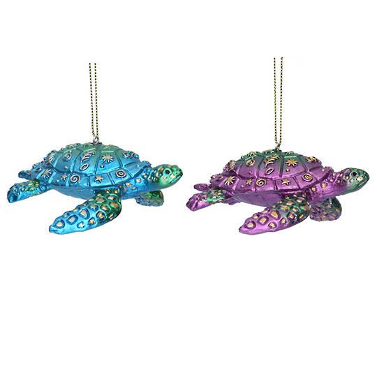 Resin Atlantis Turtle 9cm