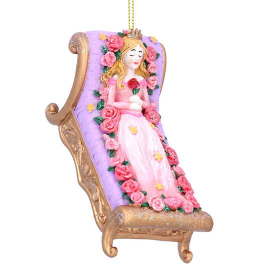 Resin Sleeping Beauty 11cm