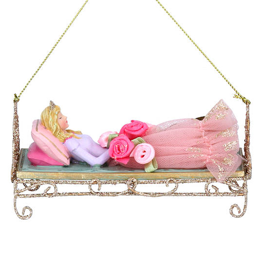 Resin Fabric Sleeping Beauty 10cm