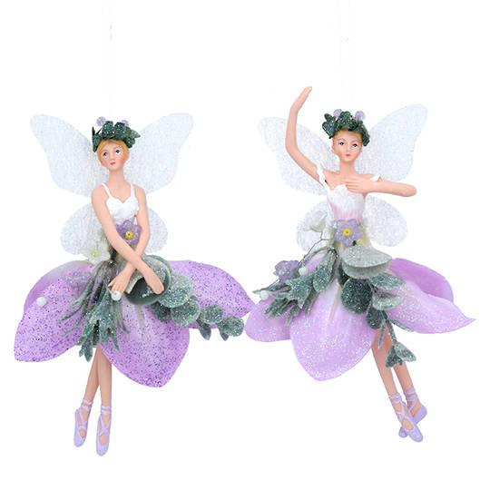 Resin Fabric Winter Dream Fairy Large 16cm