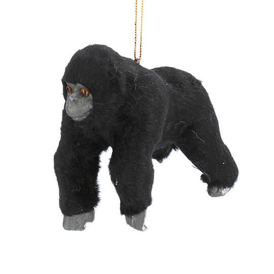 Faux Fur Gorilla 8cm
