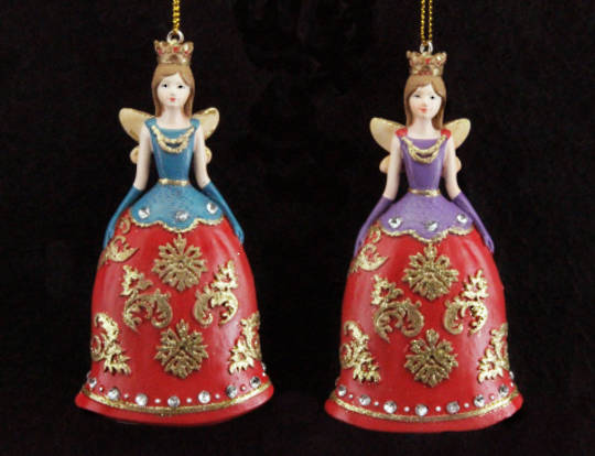 Resin Regal Angel 6cm