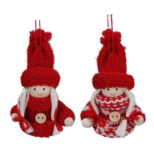 Nordic Noel Mini Child 8cm