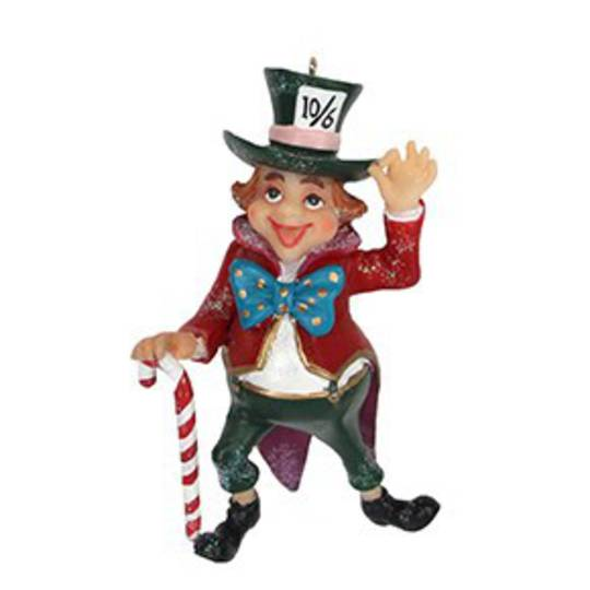 Resin 'Mad Hatter' 9cm