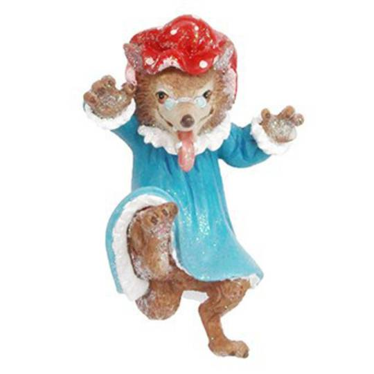 Hanging Resin Big Bad Wolf/Grandma