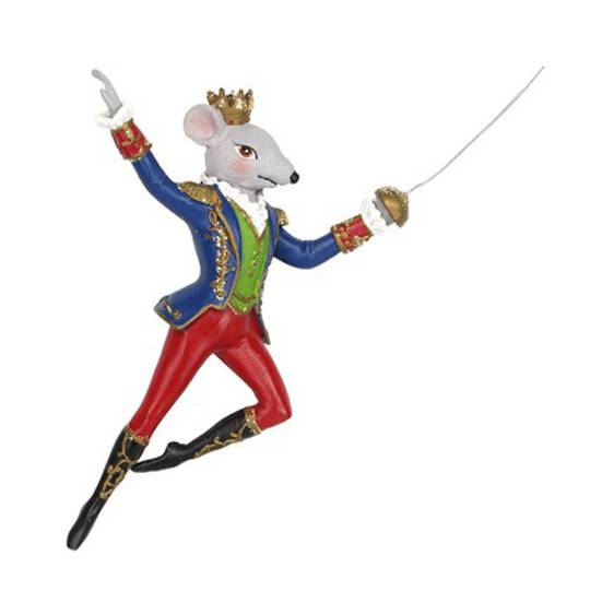 Resin Russian Nutcracker KingRat