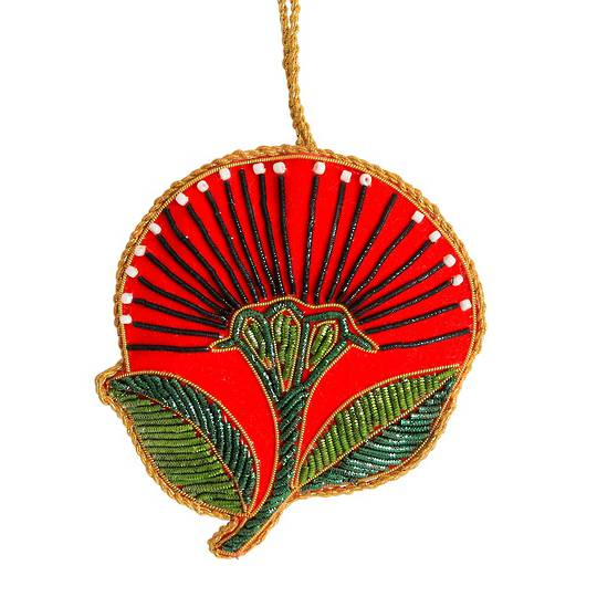 Hanging NZ Flower, Pohutukawa SOLD OUT